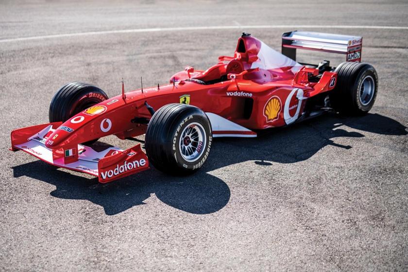 Nhung mau xe phai chi hang trieu USD moi co the so huu hinh anh 1 2002_Ferrari_F2002.jpg