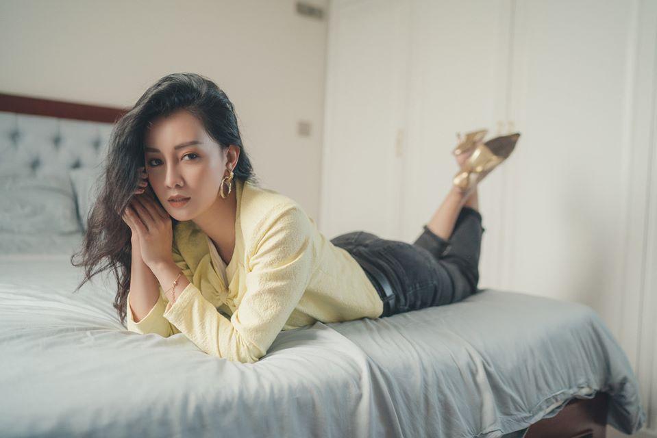 MC The thao Quynh Chi: 'Toi that thu 80% thu nhap mua dich'