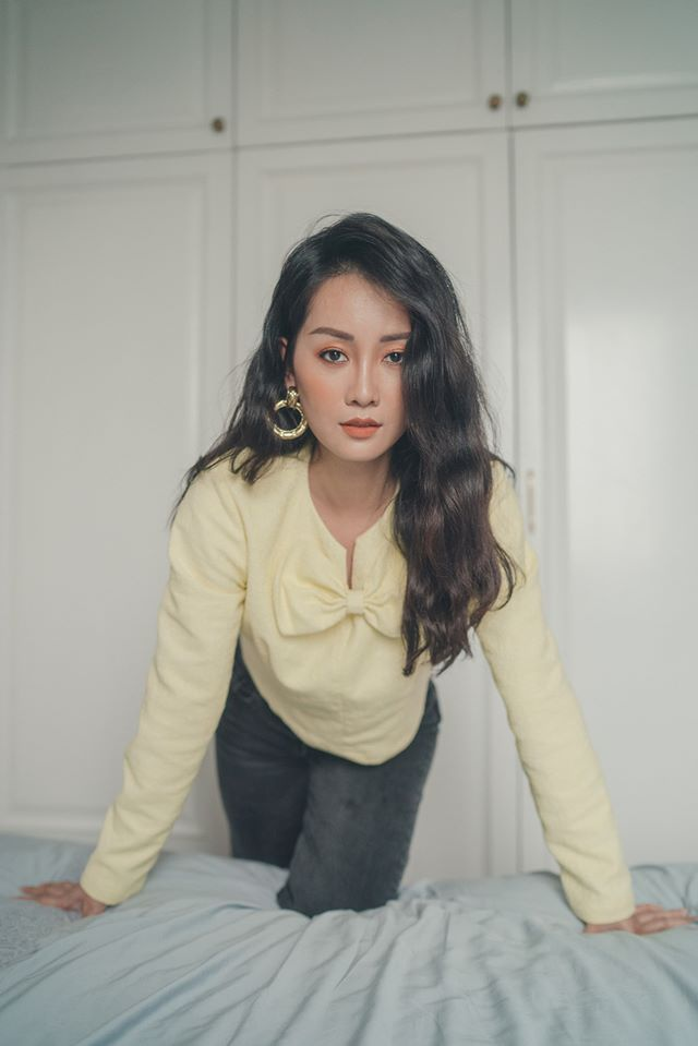 MC The thao Quynh Chi: 'Toi that thu 80% thu nhap mua dich' hinh anh 2 90125224_10215721939744725_9095770224937926656_o.jpg