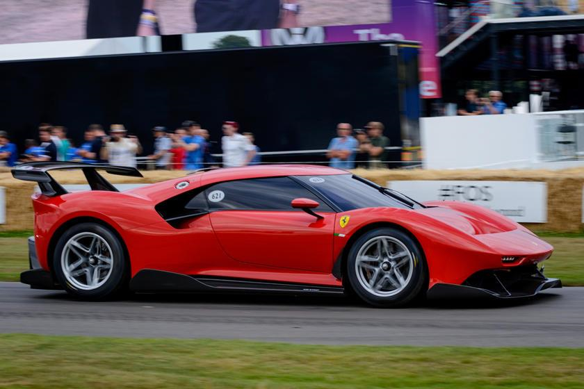 Nhung sieu xe trieu do trong su kien Goodwood Festival Of Speed 2019 hinh anh 10