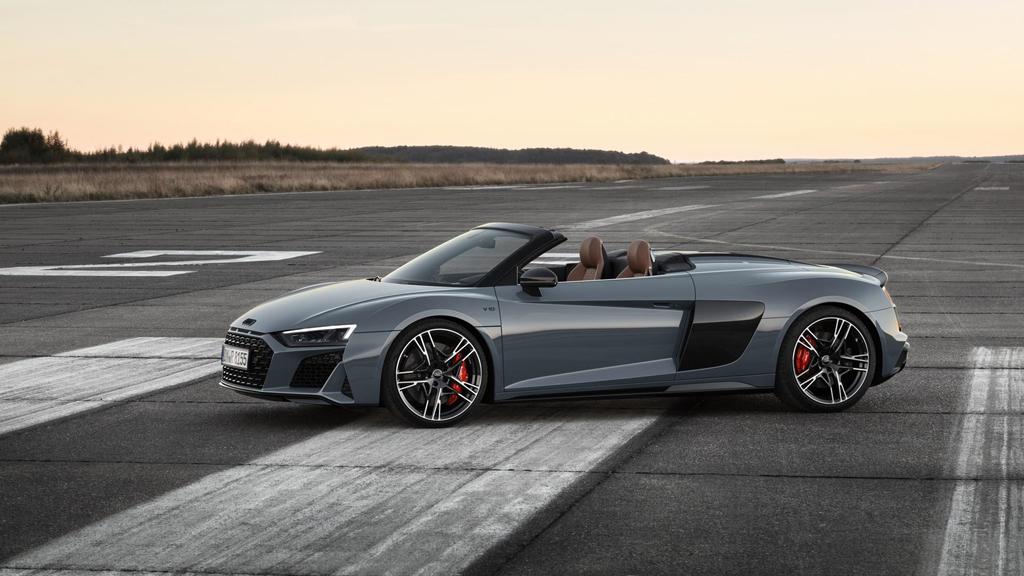 Sieu xe Audi R8 se dung dong co dien vao nam 2023 hinh anh 2