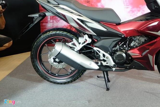 Phu tung Honda Winner X dat do hon cua Yamaha Exciter 150 hinh anh 4