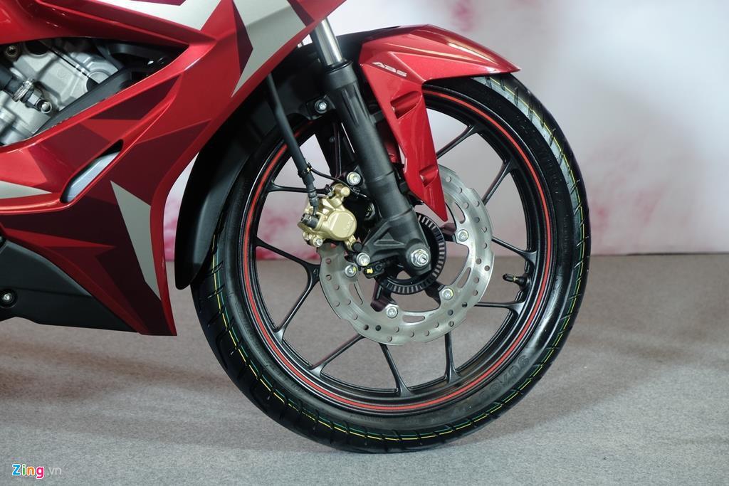 Phu tung Honda Winner X dat do hon cua Yamaha Exciter 150 hinh anh 2