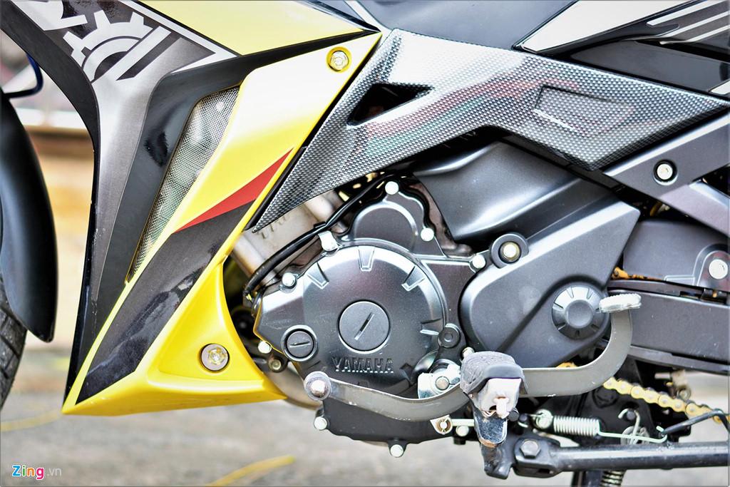 Chiem nguong Yamaha X1R 'that' mang bien so 9999 hinh anh 9