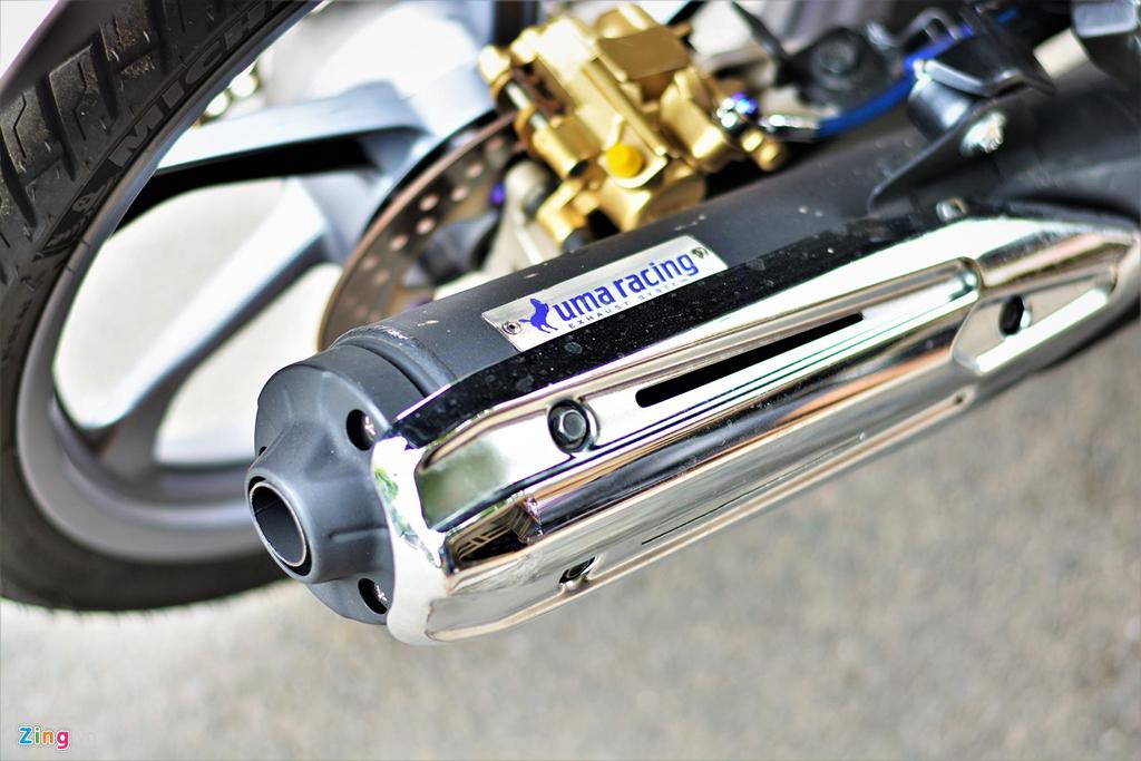 Chiem nguong Yamaha X1R 'that' mang bien so 9999 hinh anh 10