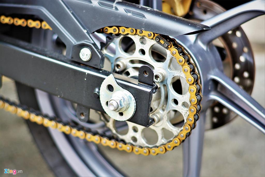 Chiem nguong Yamaha X1R 'that' mang bien so 9999 hinh anh 11