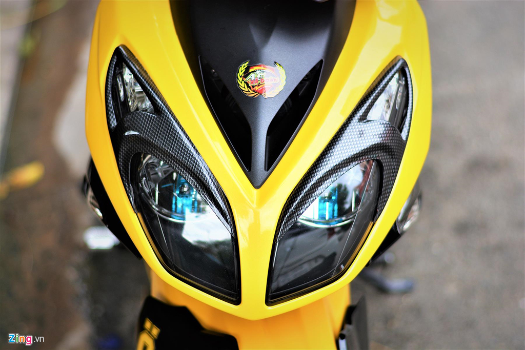Chiem nguong Yamaha X1R 'that' mang bien so 9999 hinh anh 12