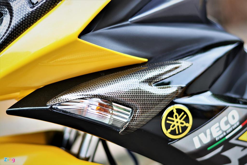 Chiem nguong Yamaha X1R 'that' mang bien so 9999 hinh anh 13