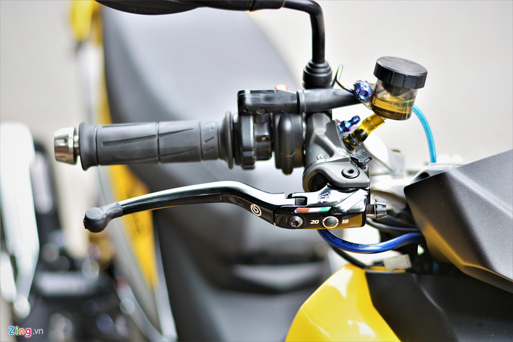 Chiem nguong Yamaha X1R 'that' mang bien so 9999 hinh anh 3