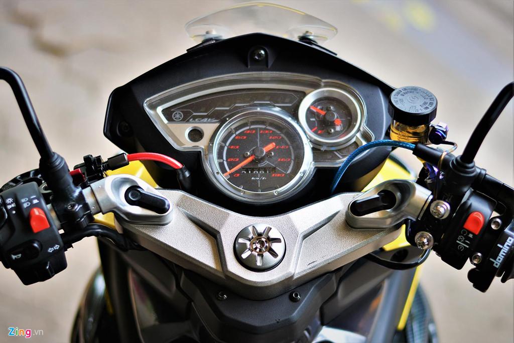 Chiem nguong Yamaha X1R 'that' mang bien so 9999 hinh anh 7