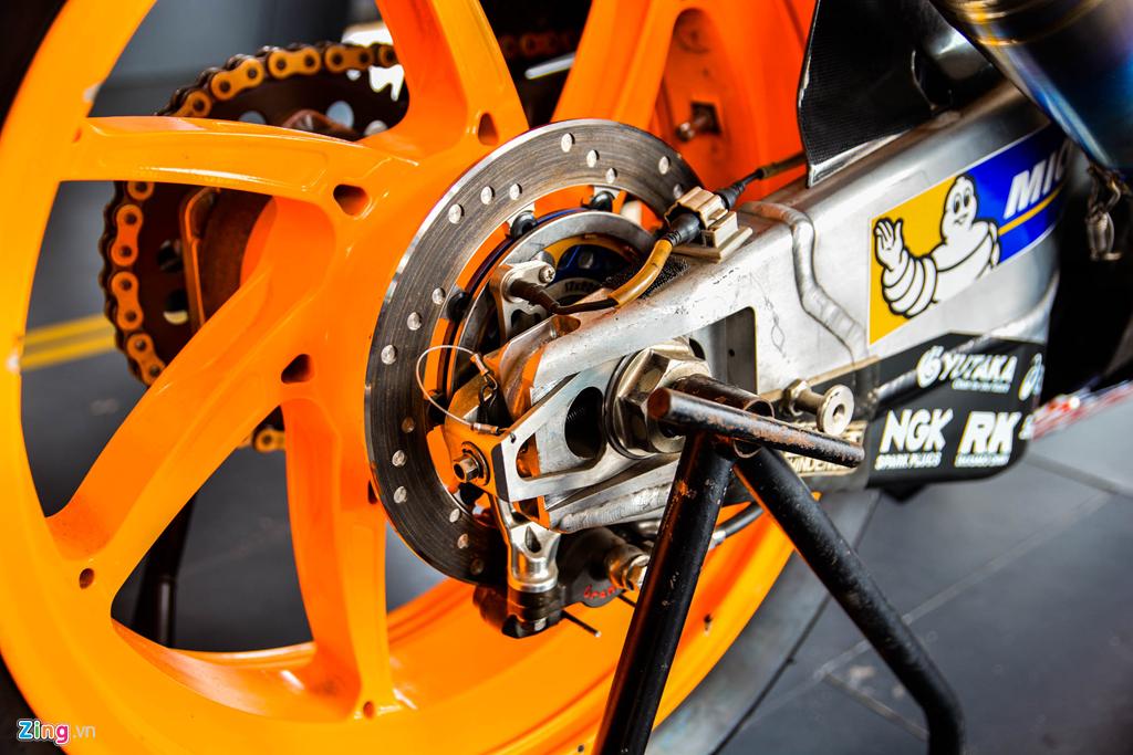 Chi tiet Honda RC213V tri gia 2 trieu USD ma Marc Marquez tung cam lai hinh anh 8