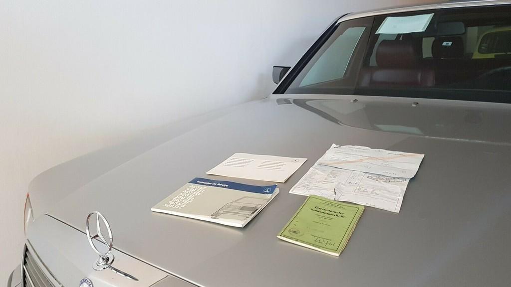 Xe co Mercedes 560 SEL doi 1986 duoc rao ban voi gia 170.000 USD hinh anh 2