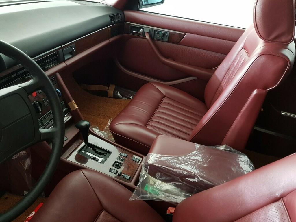 Xe co Mercedes 560 SEL doi 1986 duoc rao ban voi gia 170.000 USD hinh anh 3