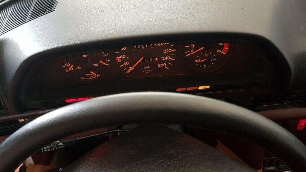 Xe co Mercedes 560 SEL doi 1986 duoc rao ban voi gia 170.000 USD hinh anh 6