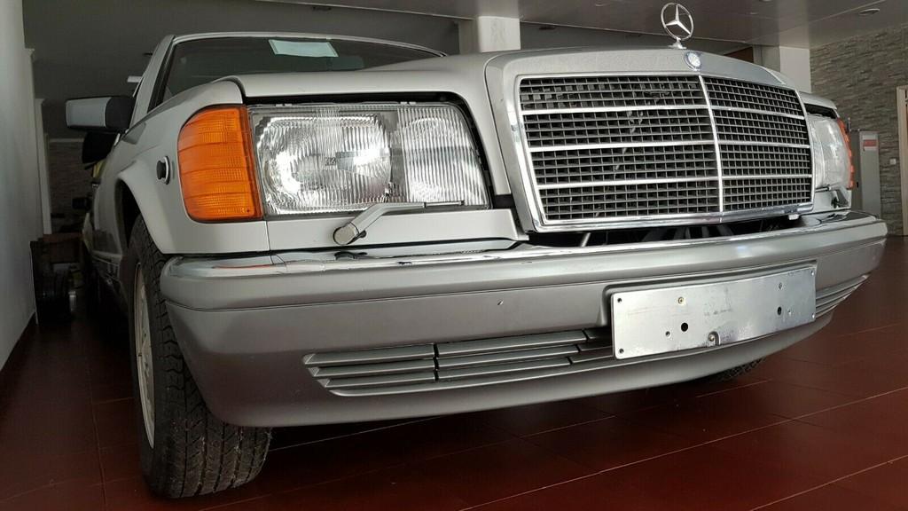 Xe co Mercedes 560 SEL doi 1986 duoc rao ban voi gia 170.000 USD hinh anh 1