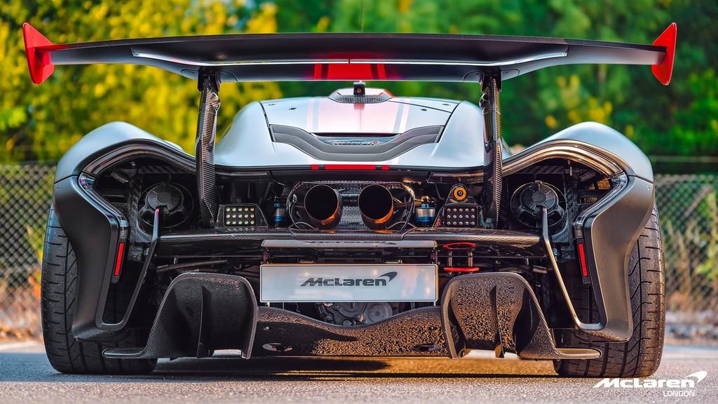 McLaren P1 GTR chay pho duy nhat the gioi co gia gan 4 trieu USD hinh anh 2