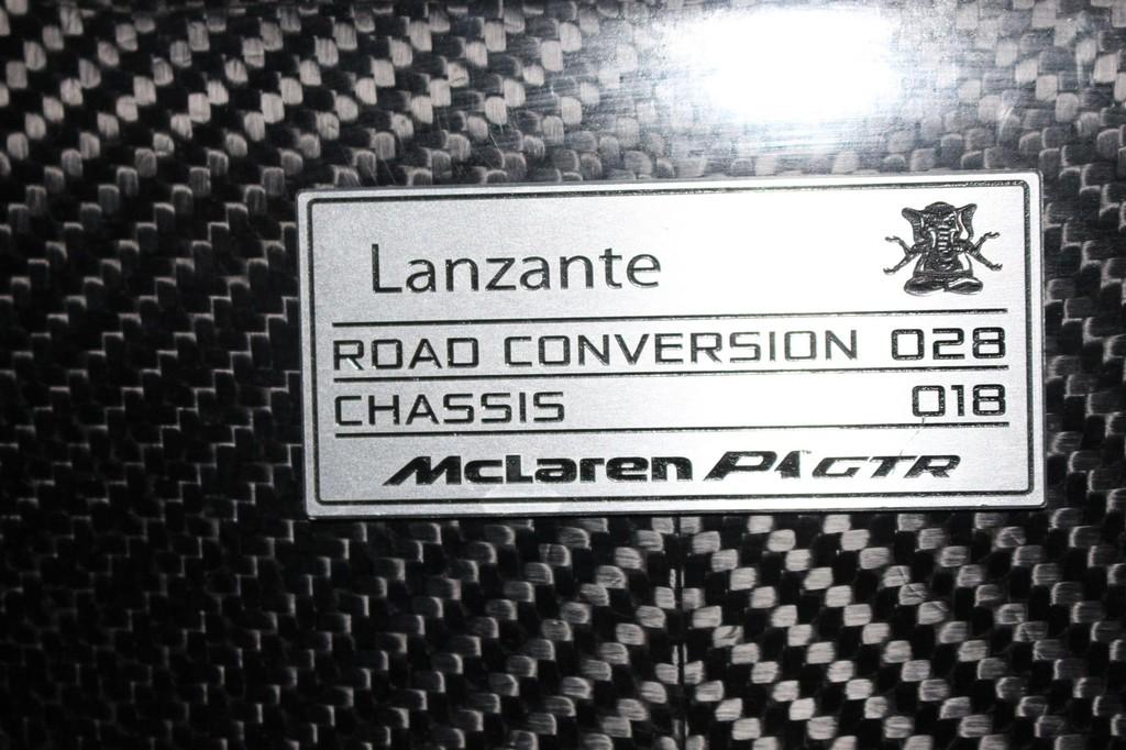 McLaren P1 GTR chay pho duy nhat the gioi co gia gan 4 trieu USD hinh anh 6