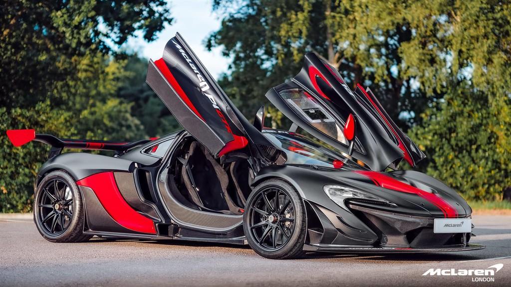 McLaren P1 GTR chay pho duy nhat the gioi co gia gan 4 trieu USD hinh anh 8