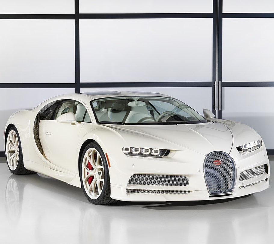 Bugatti Chiron phien ban gioi han mot chiec tren toan cau hinh anh 1 Chironhermes_1.jpg