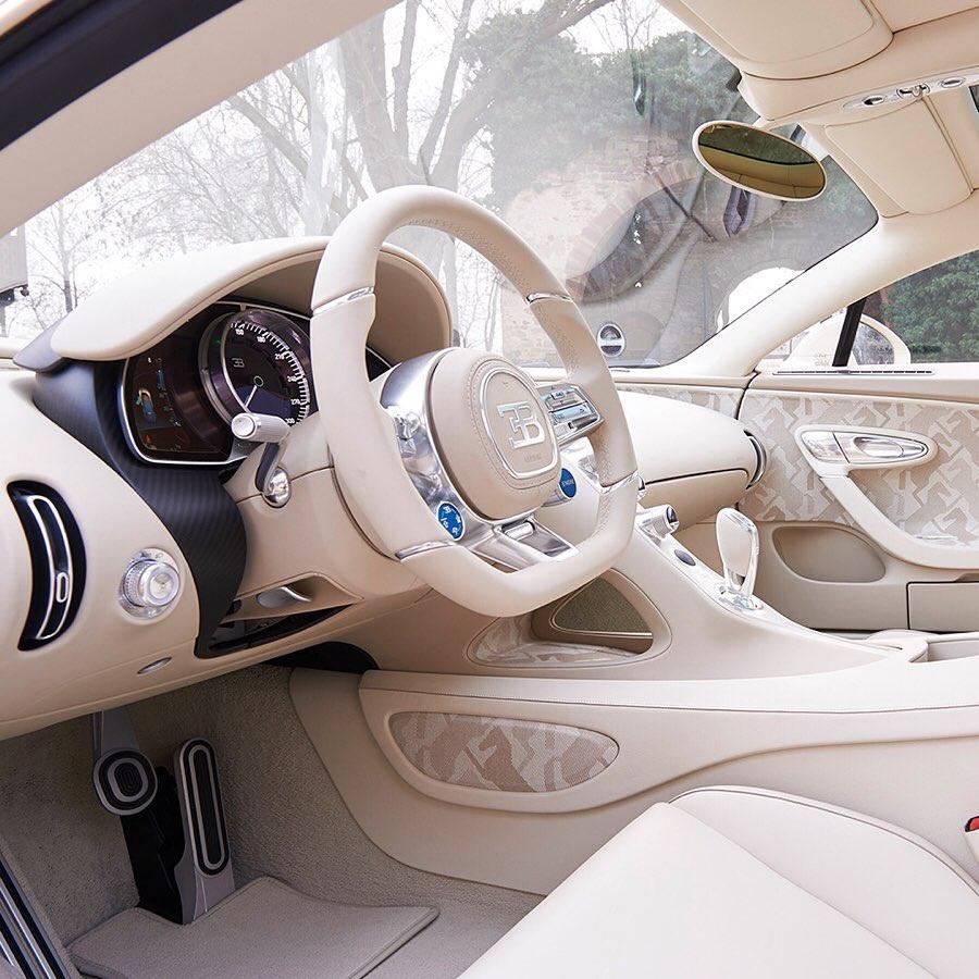 Bugatti Chiron phien ban gioi han mot chiec tren toan cau hinh anh 4 Chironhermes_5.jpg