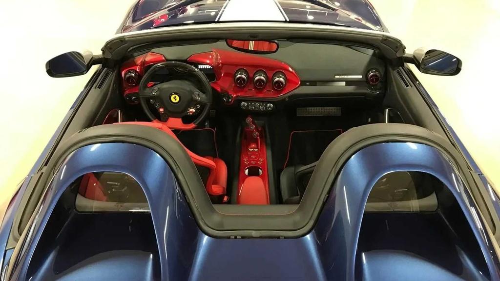 Hang hiem Ferrari F60 chay gan 200 km rao ban muc gia bi an hinh anh 8 8_F60.jpg