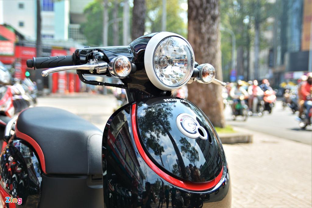 Nhung mau xe may dang ban tai Viet Nam chi di duoc mot nguoi hinh anh 14 2_Giorno_zing.jpg