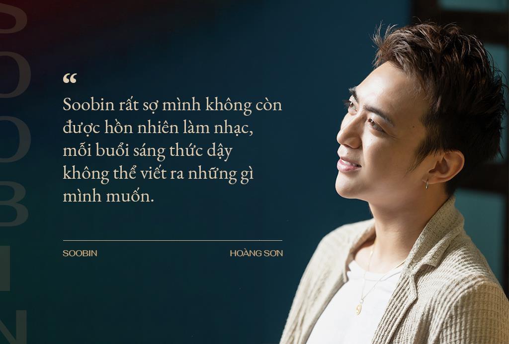 Soobin Hoang Son: 'Khi kiet que, toi goi dien cho me va bat khoc' hinh anh 9