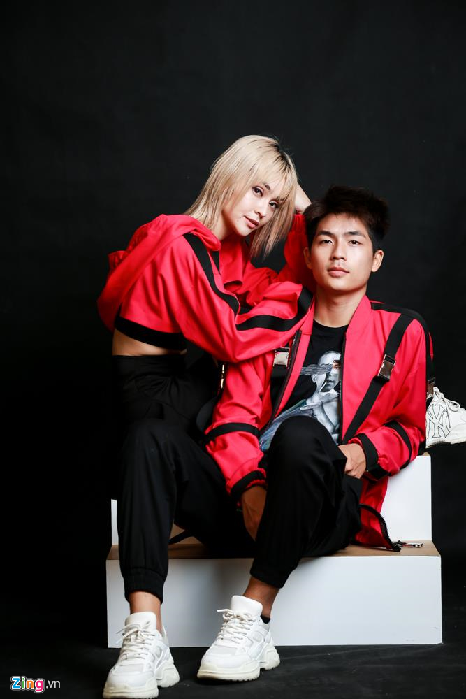 Mlee - Quoc Anh: 'Chung toi co yeu nhau, cung khong muon on ao' hinh anh 3