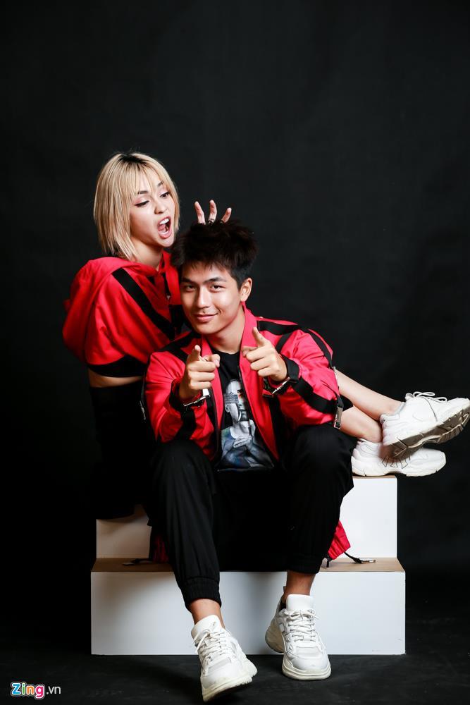 Mlee - Quoc Anh: 'Chung toi co yeu nhau, cung khong muon on ao' hinh anh 12