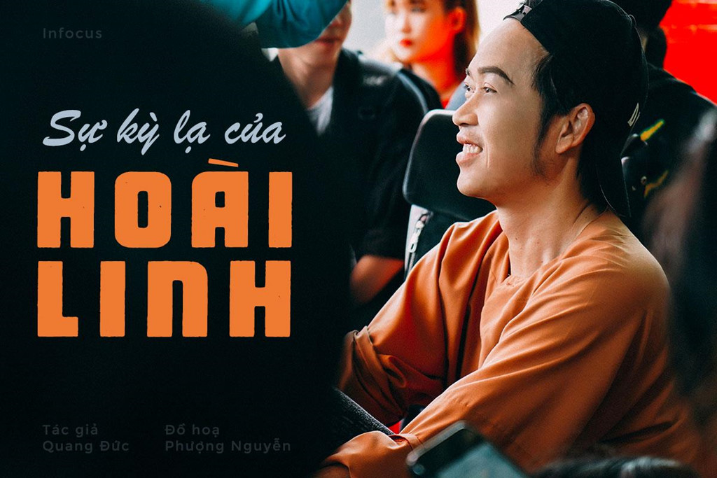 Su ky la cua nghe si Hoai Linh hinh anh 2