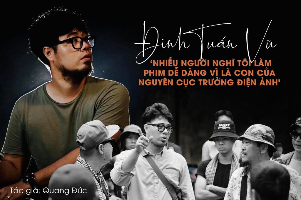 cover Dinh Tuan Vu 1  MC Diệu Linh bị ung thư máu, khả năng phải ghép tuỷ