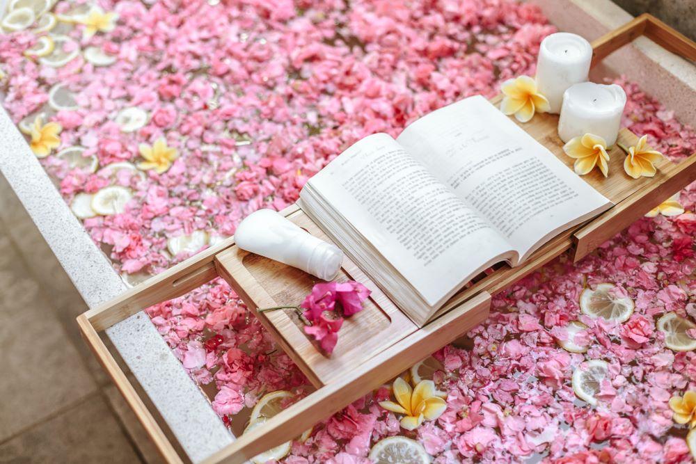 Thu gian trong bon tam day hoa o dao du lich Bali hinh anh 3