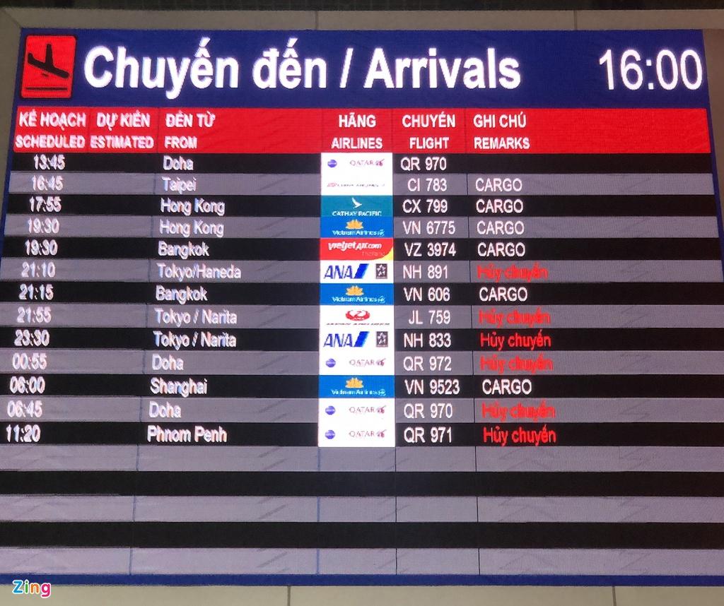 Tân Sơn Nhất những ngày chỉ có 6 chuyến bay nội địa - Ảnh 3.