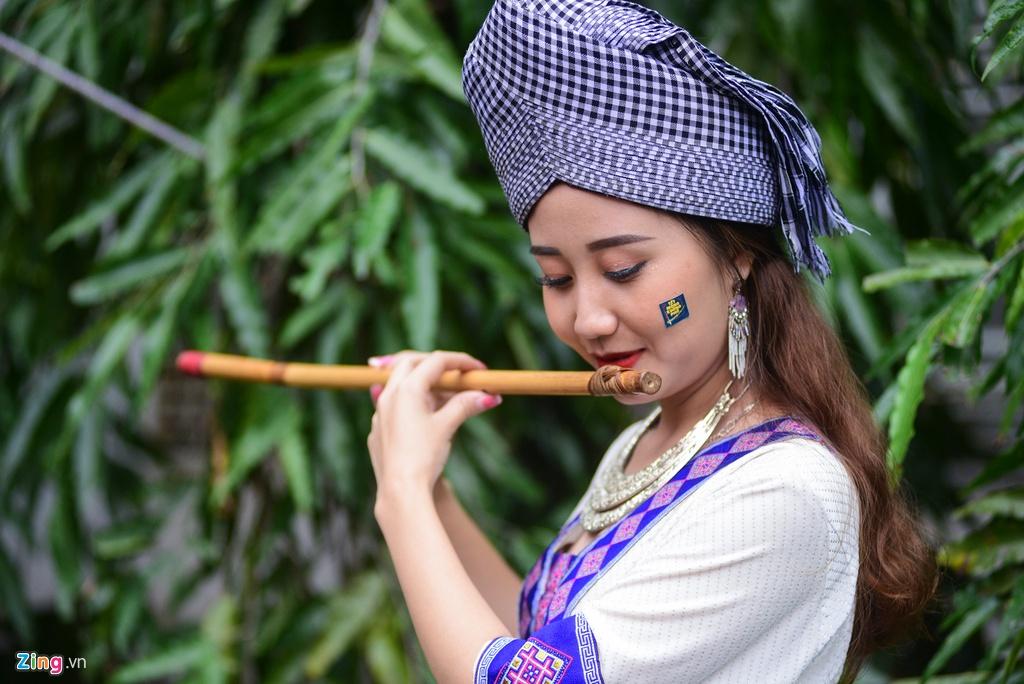 Sinh vien nguoi Mong rang ro don Tet giua Ha Noi hinh anh 4 DSC_5512_2_zing.jpg