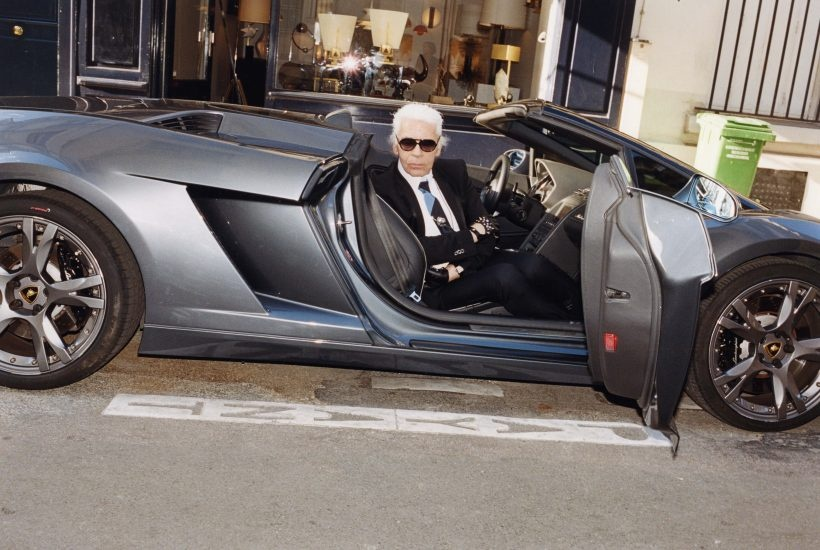 'Huyen thoai Chanel' Karl Lagerfeld va moi duyen voi nhung chiec xe hinh anh 4