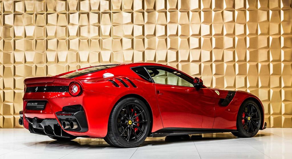 Ferrari F12tdf tang gia gap 3 sau 4 nam su dung hinh anh 2