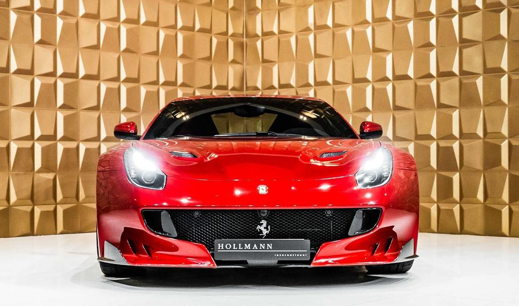 Ferrari F12tdf tang gia gap 3 sau 4 nam su dung hinh anh 4
