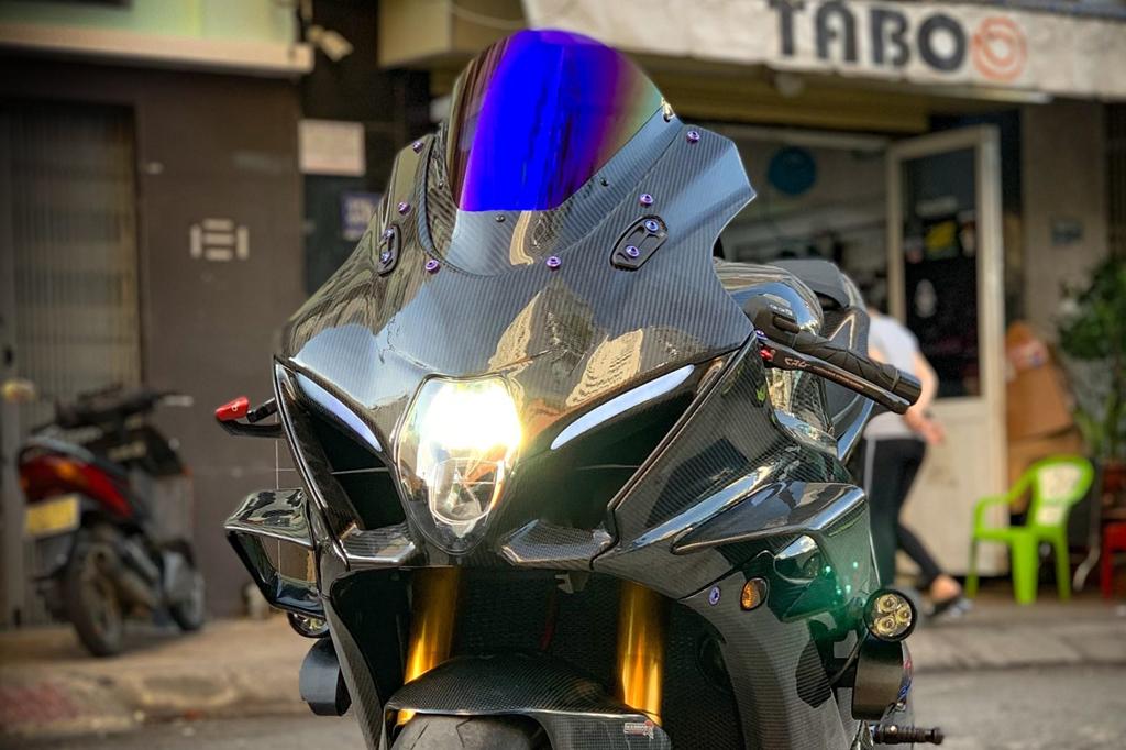Suzuki GSX-R1000 do dan ao carbon ton nua ty dong cua biker Sai Gon hinh anh 6