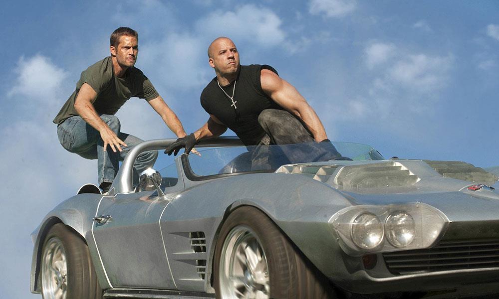 Truoc khi qua doi, ngoi sao 'Fast & Furious' co ca bo suu tap xe hoi hinh anh 1