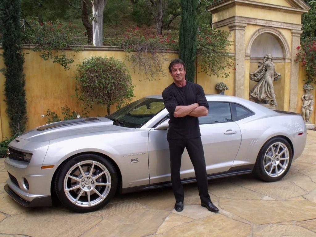 Dan xe trieu do cua 'Rambo' 73 tuoi Sylvester Stallone hinh anh 10