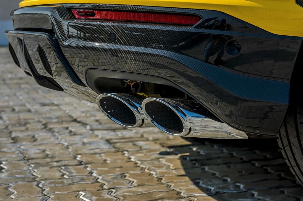 Sieu SUV Lamborghini Urus chinh hang thu 3 cap ben VN hinh anh 20