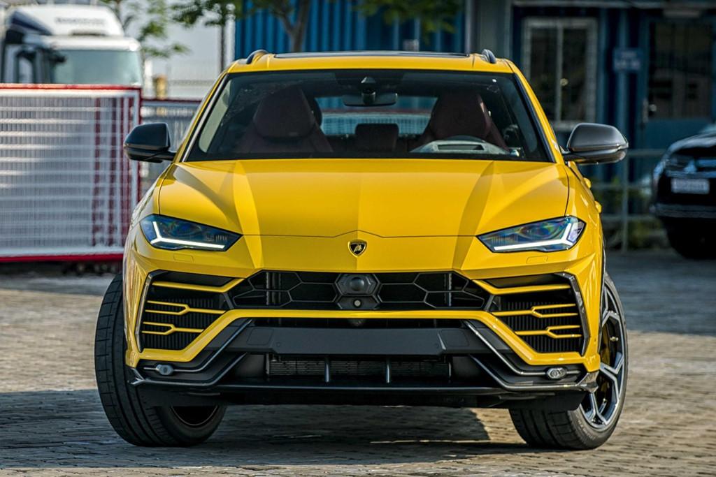 Sieu SUV Lamborghini Urus chinh hang thu 3 cap ben VN hinh anh 24