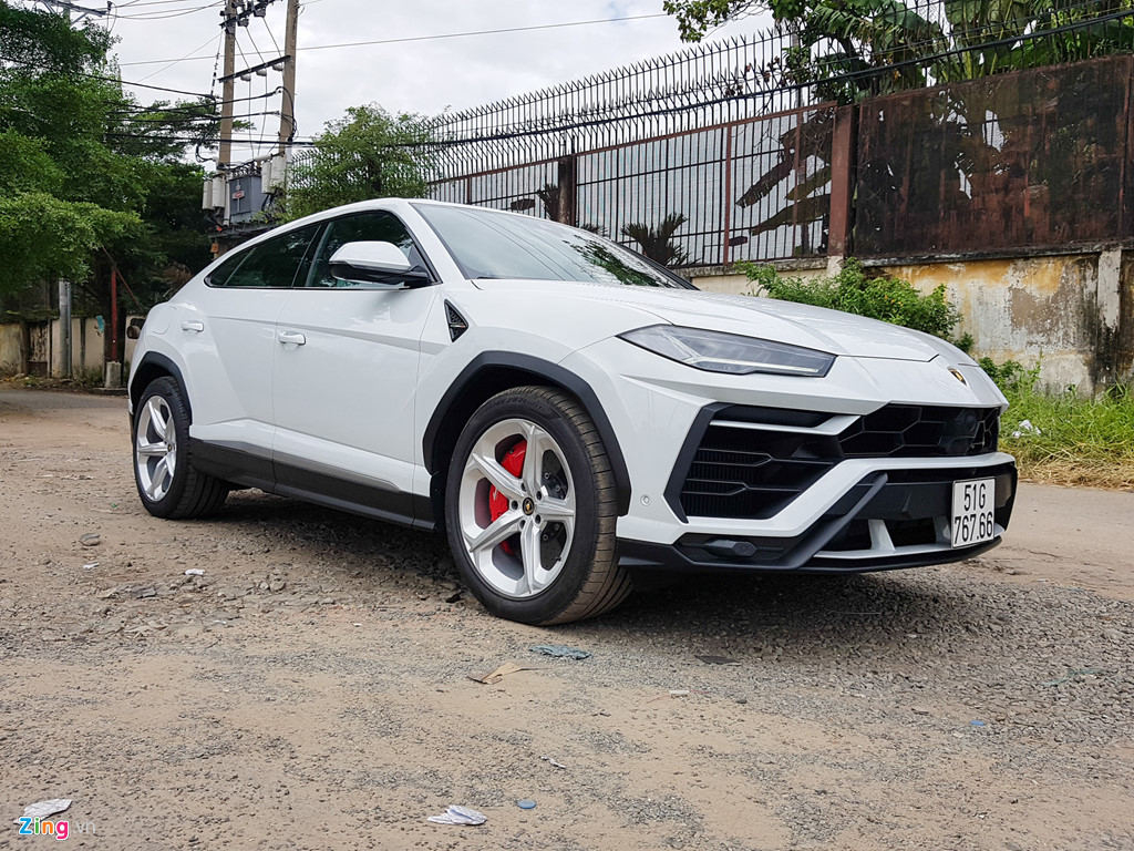 Lamborghini Urus cua Minh Nhua da thay doi nhu the nao sau mot nam? hinh anh 2
