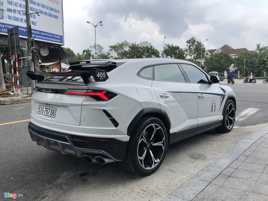 Lamborghini Urus cua Minh Nhua da thay doi nhu the nao sau mot nam? hinh anh 8
