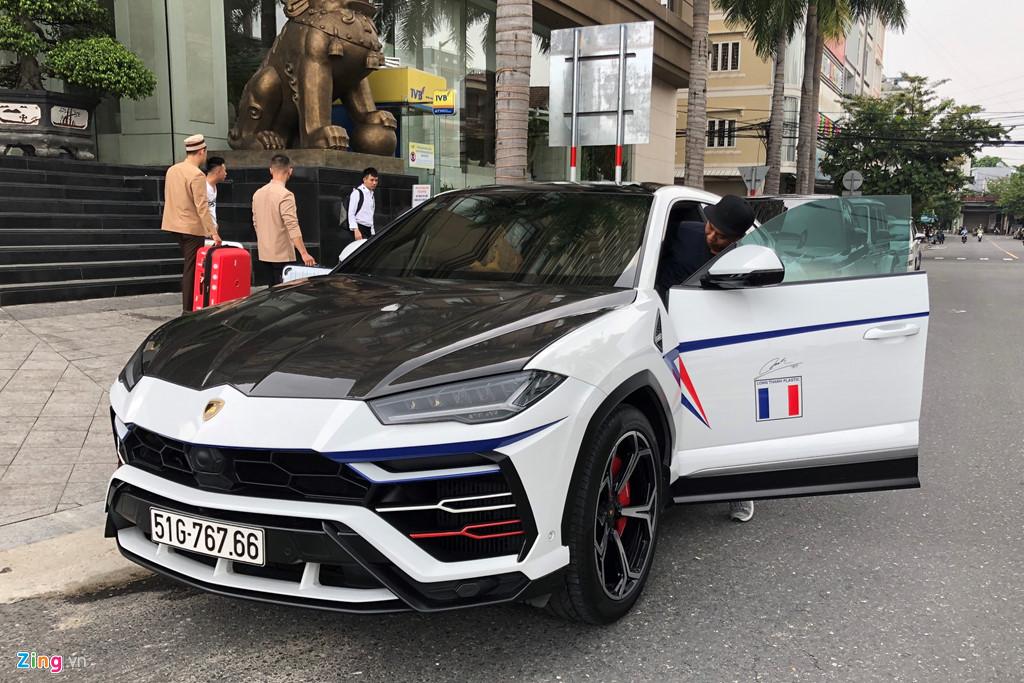 Lamborghini Urus cua Minh Nhua da thay doi nhu the nao sau mot nam? hinh anh 1