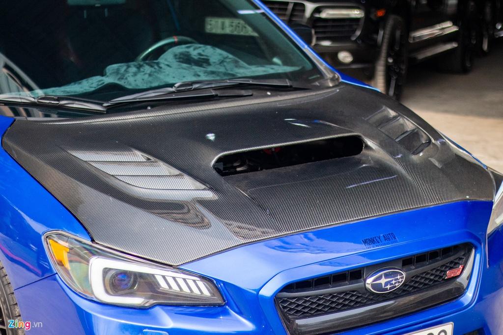 Chu xe chi hon 1 ty dong do Subaru WRX STI len 500 ma luc tai TP.HCM hinh anh 4 IMG_9390_zing.jpg