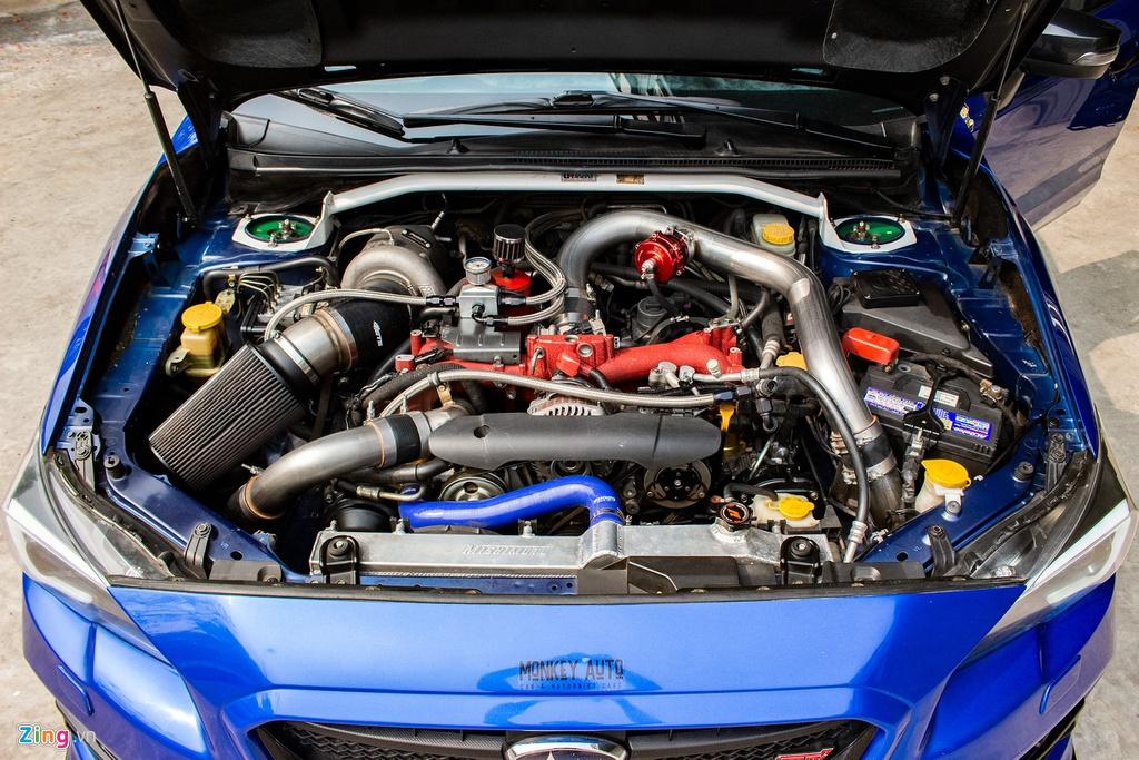Chu xe chi hon 1 ty dong do Subaru WRX STI len 500 ma luc tai TP.HCM hinh anh 11 IMG_9475_zing.jpg