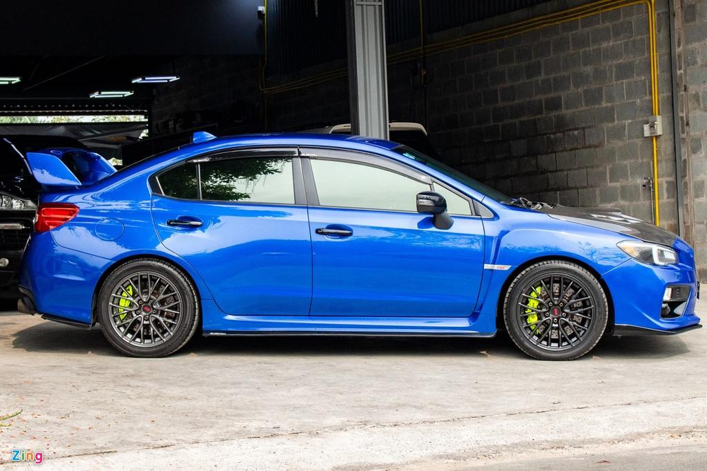 Chu xe chi hon 1 ty dong do Subaru WRX STI len 500 ma luc tai TP.HCM hinh anh 2 IMG_9485_zing.jpg