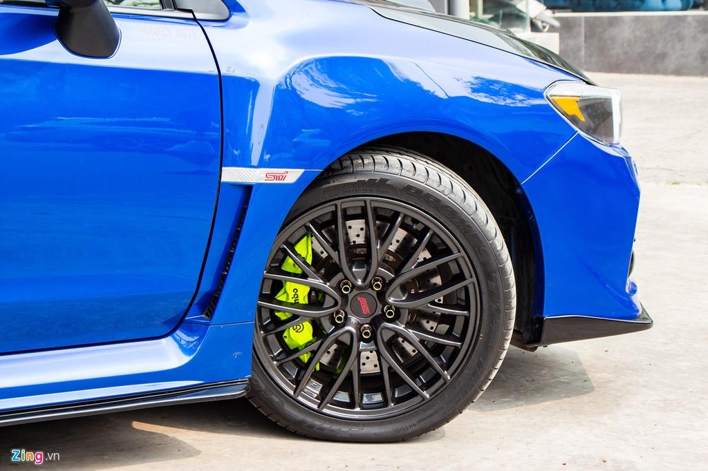 Chu xe chi hon 1 ty dong do Subaru WRX STI len 500 ma luc tai TP.HCM hinh anh 7 IMG_9506_zing.jpg
