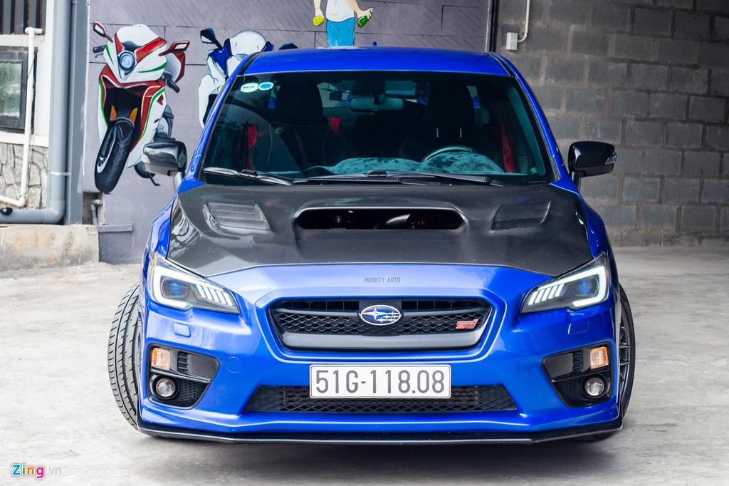 Chu xe chi hon 1 ty dong do Subaru WRX STI len 500 ma luc tai TP.HCM hinh anh 6 IMG_9532_zing.jpg